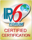 Certified IPv6 Certification